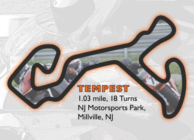 SetWidth650 Track Tempest
