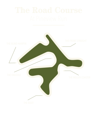 pineview trackmap